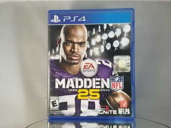 Madden 25 Front