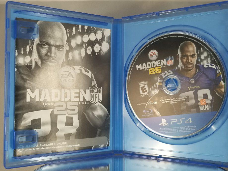 Madden 25 Disc