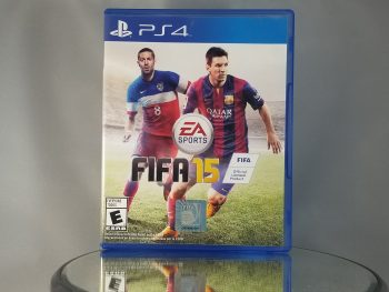 FIFA 15 Front