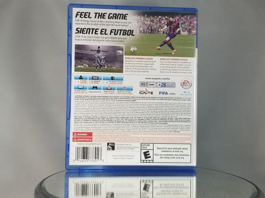 FIFA 15 Back