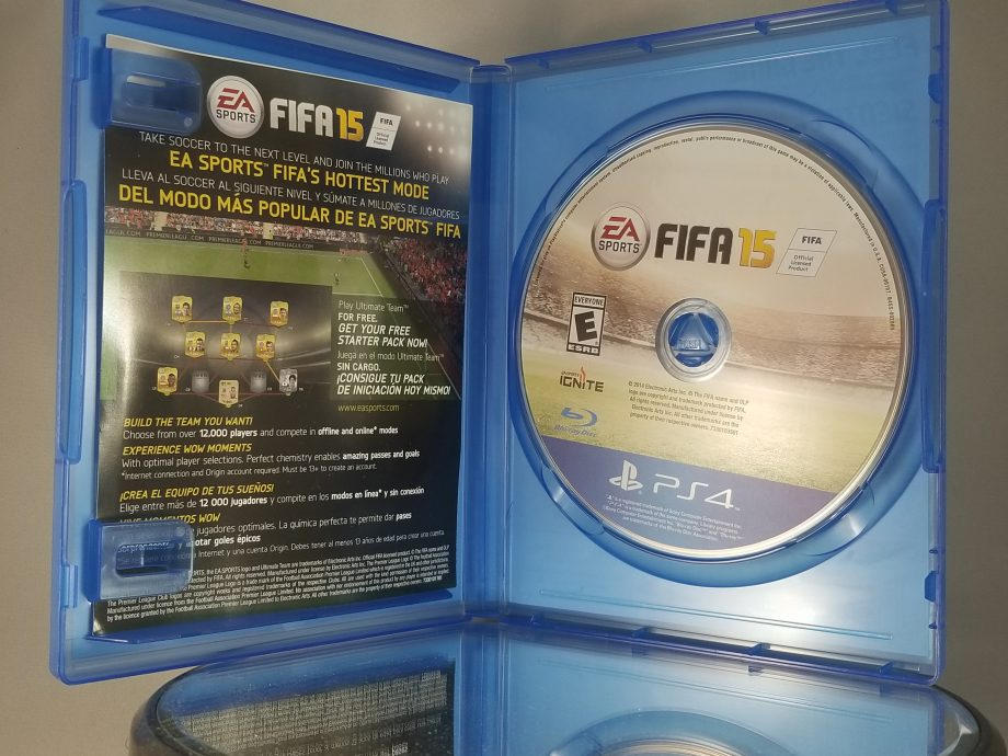 FIFA 15 Disc