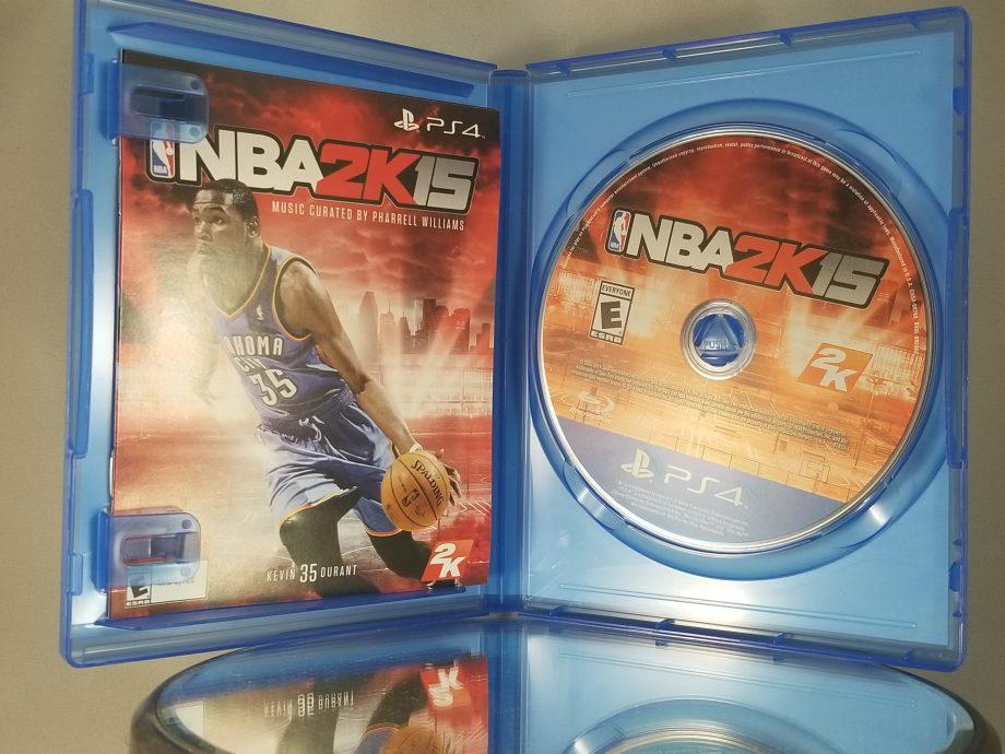 NBA 2K15 Disc