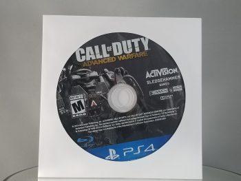Call Of Duty Advanced Warfare Disc