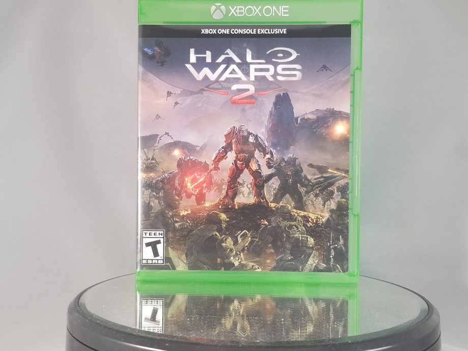 Halo Wars 2 Front
