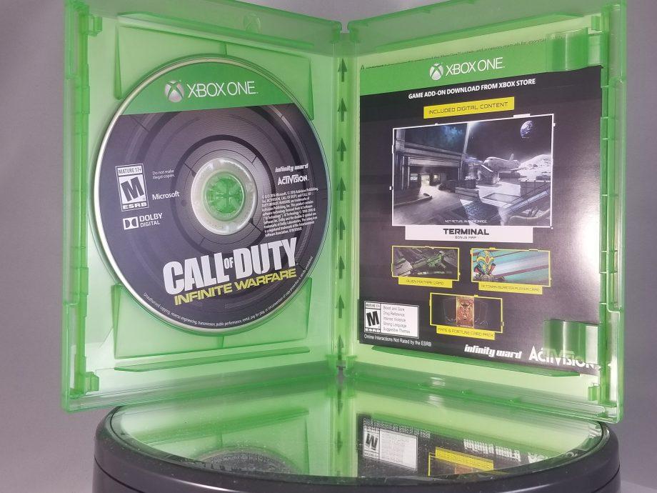 Call Of Duty Infinite Warfare Disc
