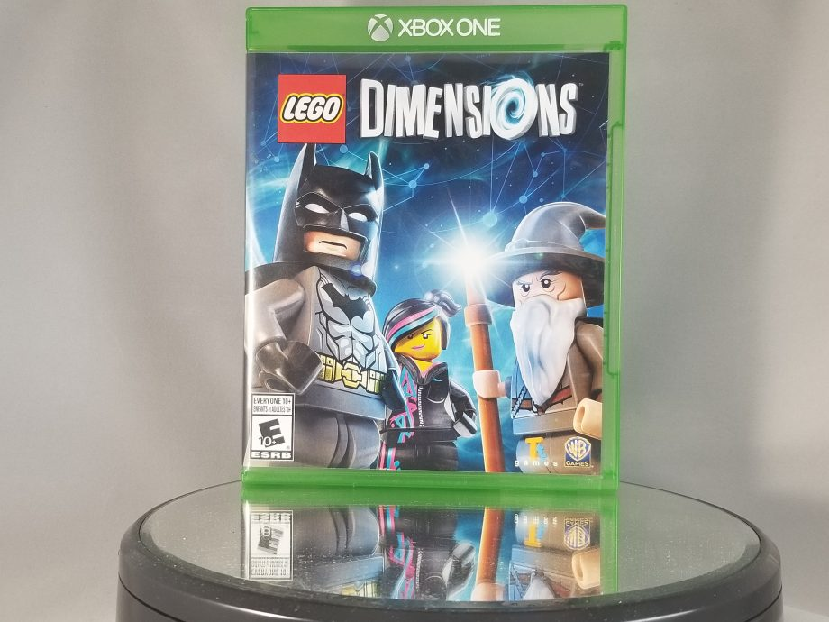 Lego Dimensions Front