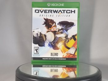 Overwatch Origins Edition Front