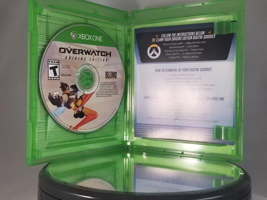 Overwatch Origins Edition Disc