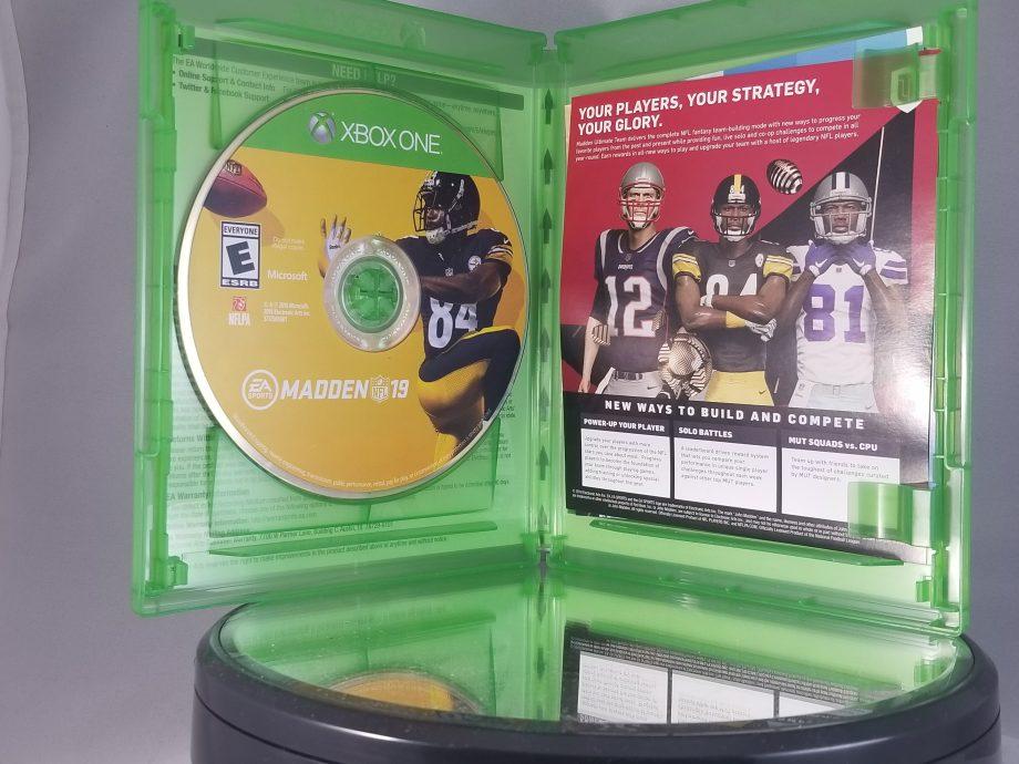 Madden NFL 19 Disc