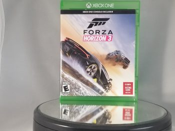 Forza Horizon 3 Front