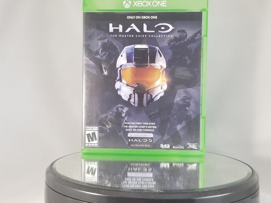 Halo The Master Chief Collection Front
