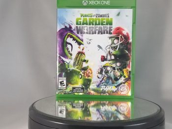 Plants VS Zombies Garden Warfare Front