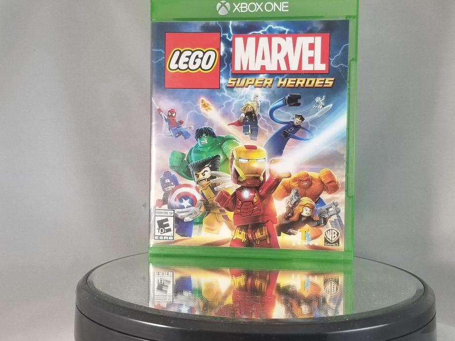 LEGO Marvel Super Heroes Front