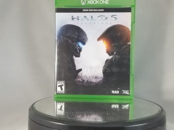 Halo 5 Guardians Front