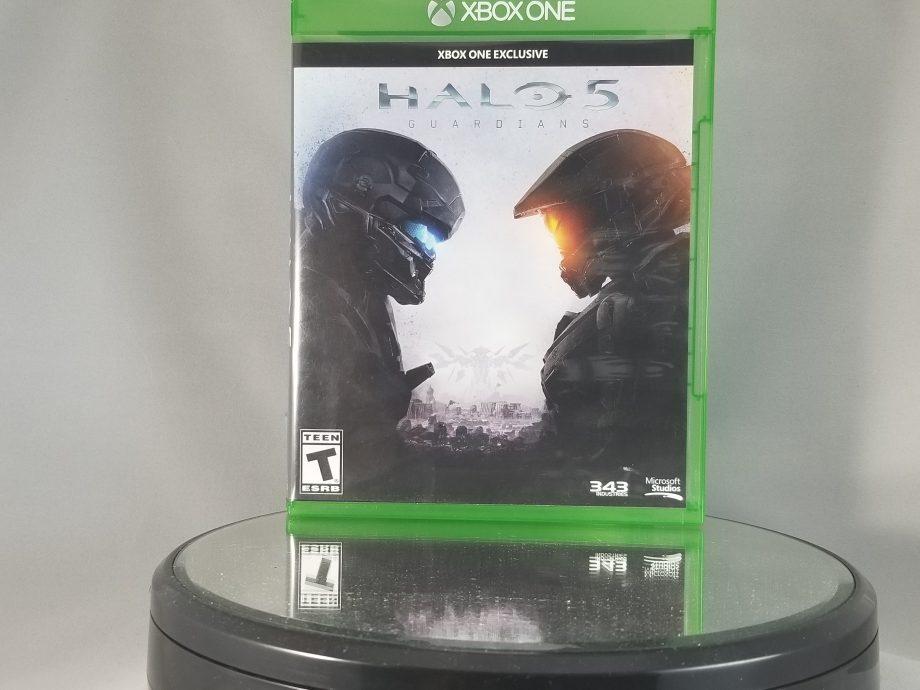 Halo 5 Guardians Front