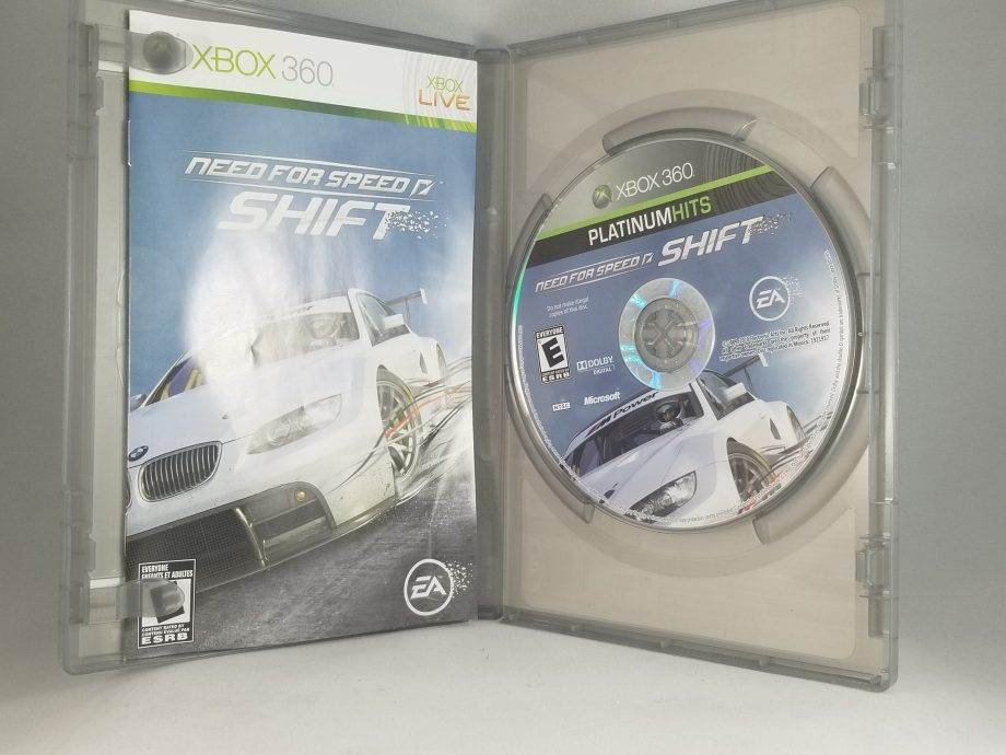 Need For Speed Shift Platinum Hits