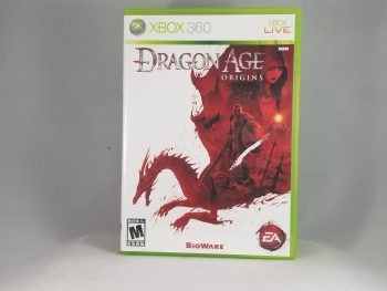 Dragon Age Origins Front
