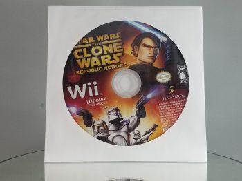 Star Wars Clone Wars Republic Heroes