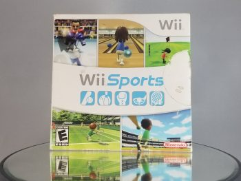 Wii Sports Front