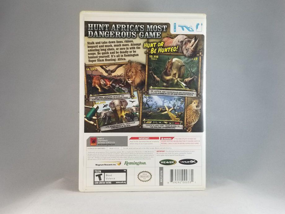 Remington Super Slam Hunting Africa