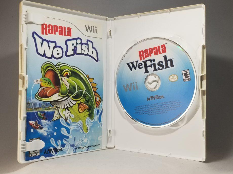 Rapala We Fish
