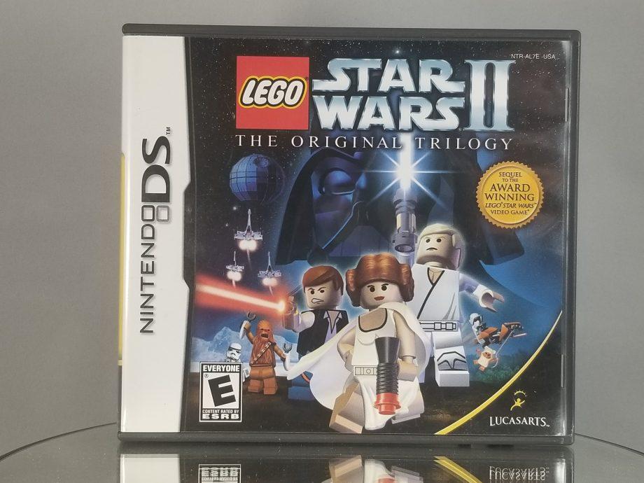LEGO Star Wars II The Original Trilogy Front