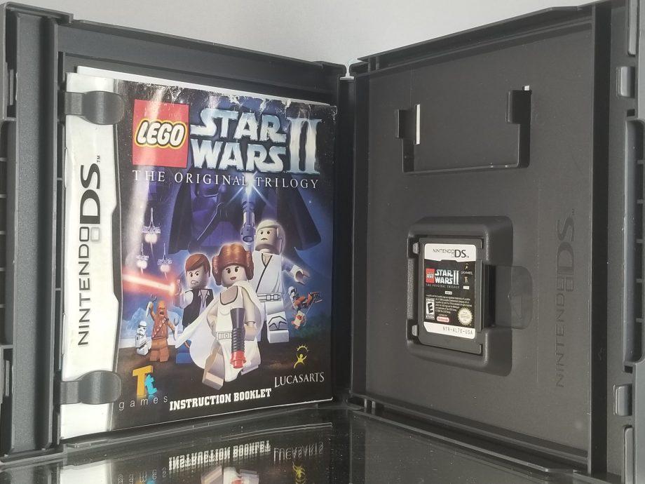 LEGO Star Wars II The Original Trilogy Disc