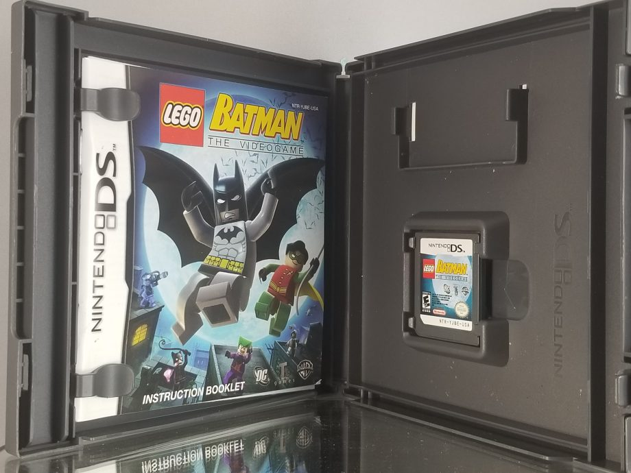 LEGO Batman The Videogame Disc