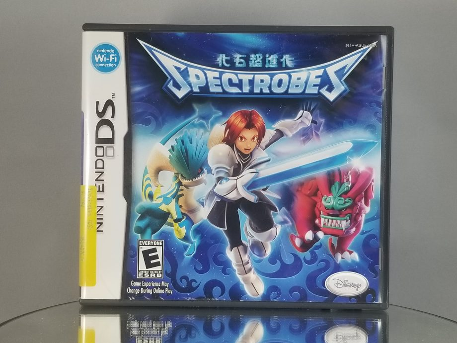 Spectrobes Front