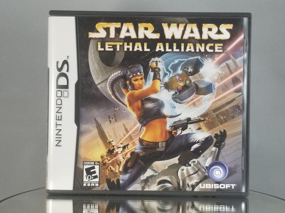 Star Wars Lethal Alliance Front