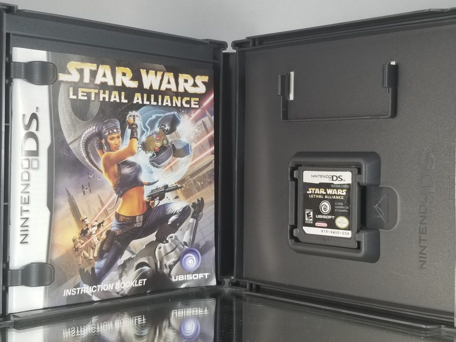 Star Wars Lethal Alliance Disc