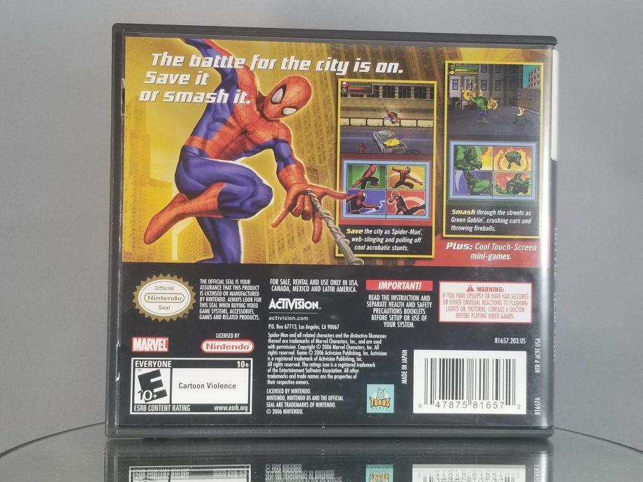 Spiderman Battle For New York Back