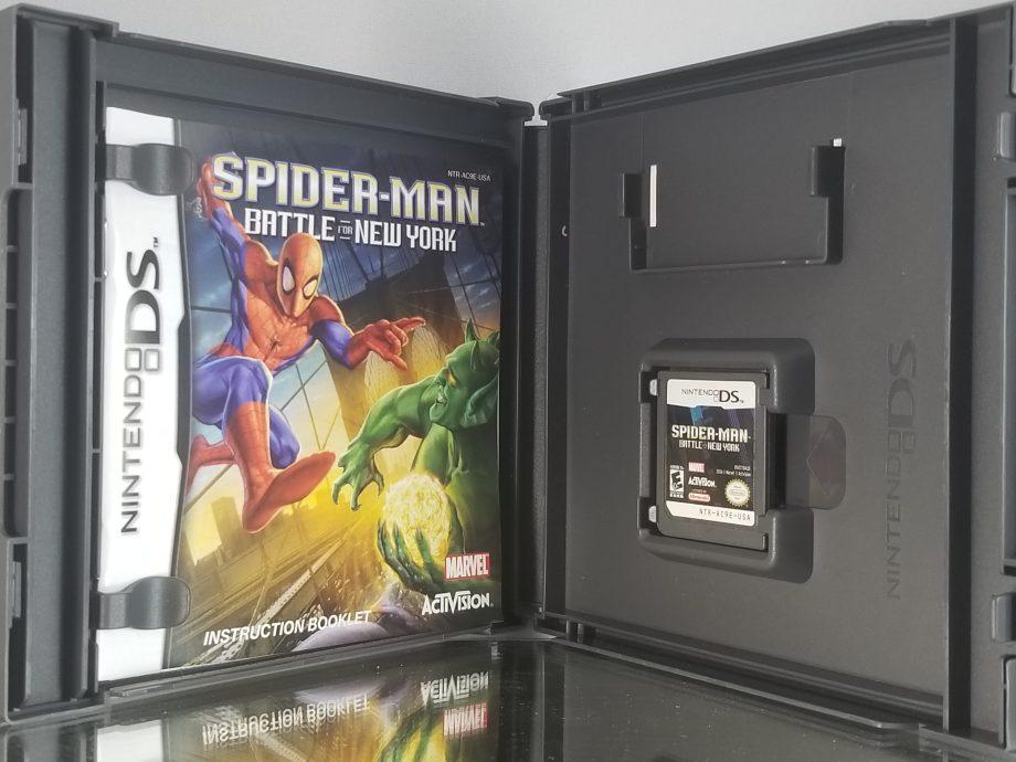 Spiderman Battle For New York Disc