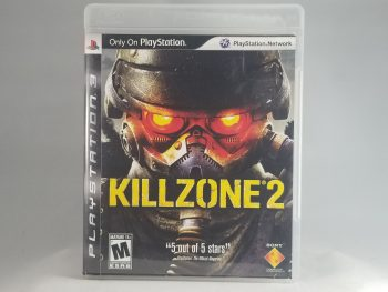 Killzone 2 Front