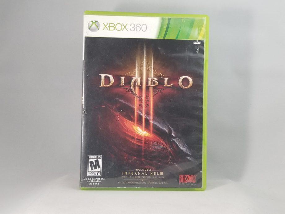Diablo 3 Front