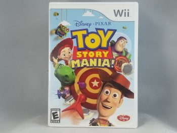 Toy Story Mania Front