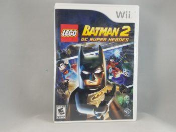 LEGO Batman 2 Front