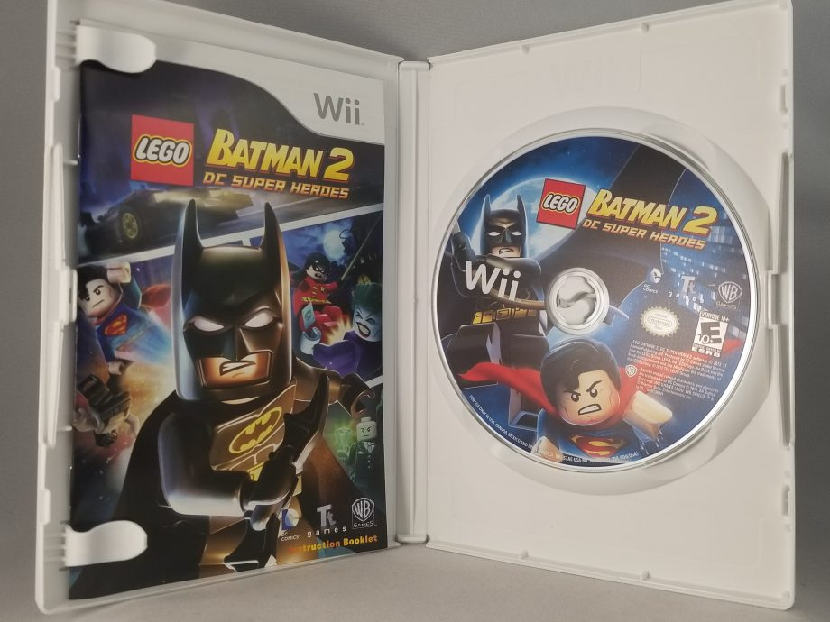 LEGO Batman 2 Disc