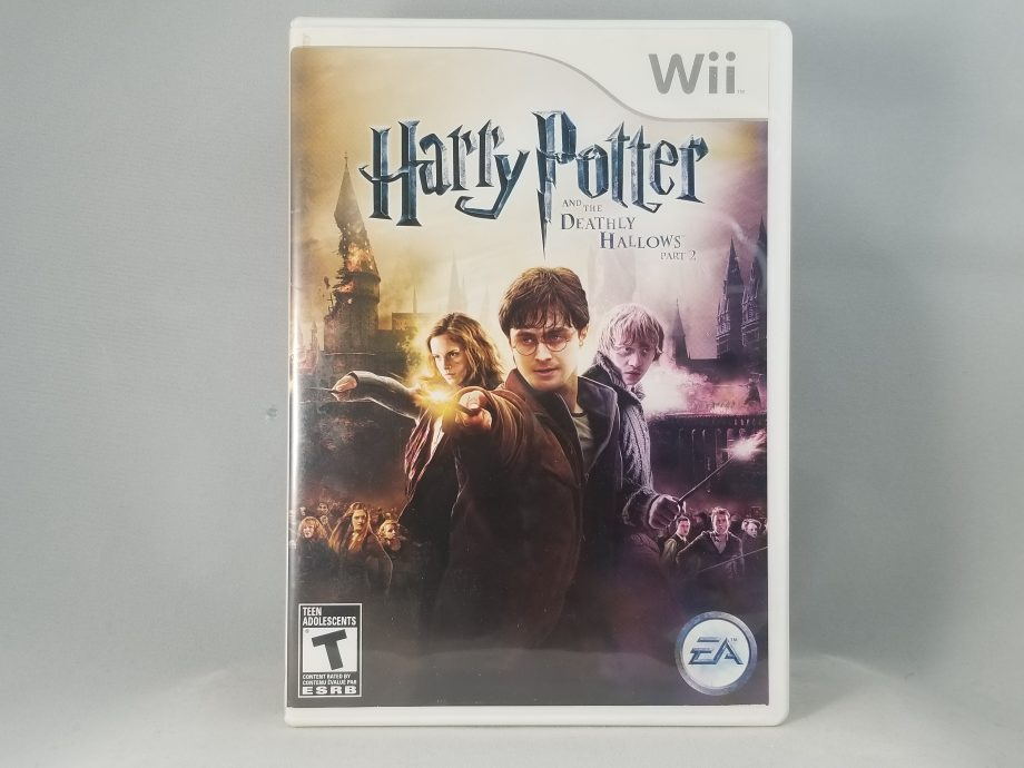 Harry Potter And The Deathly Hallows Part 2 Front
