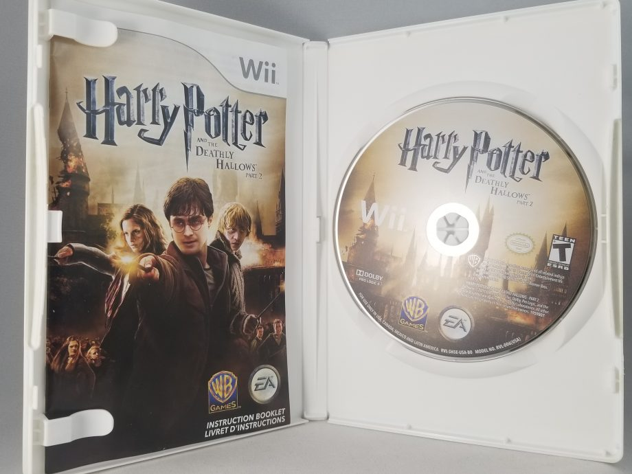 Harry Potter And The Deathly Hallows Part 2 Disc
