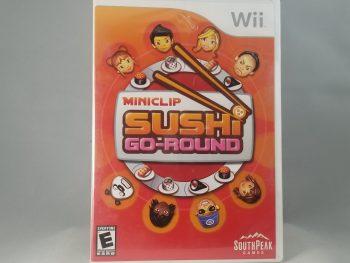Sushi Go Round Front