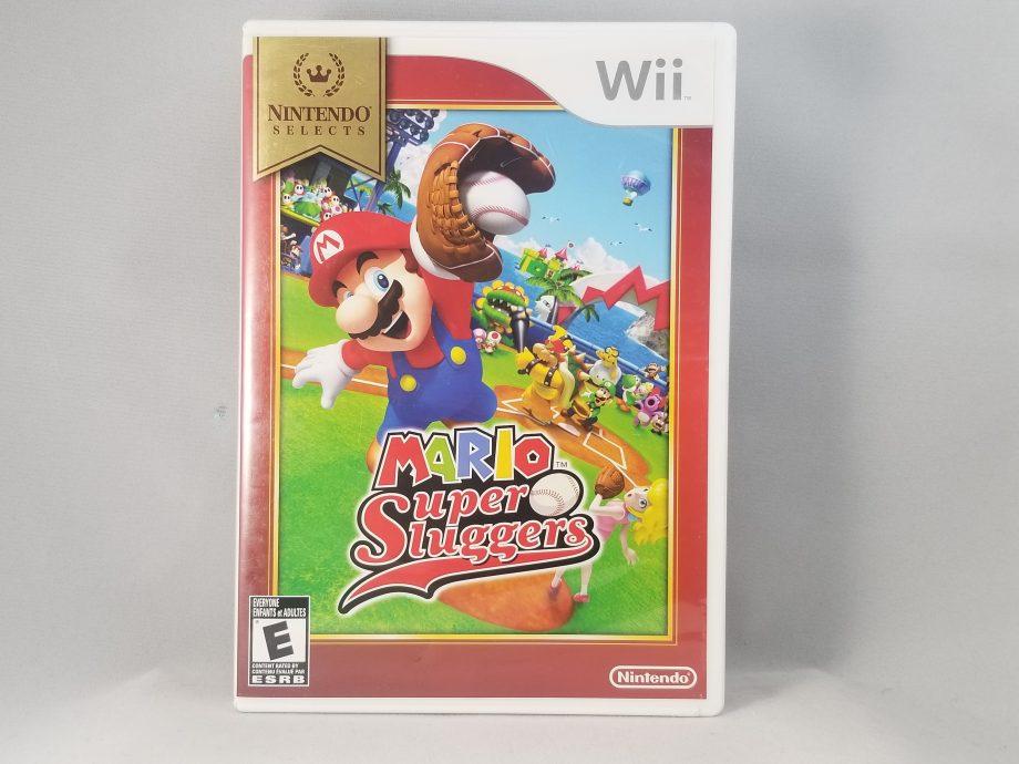 Mario Super Sluggers Front