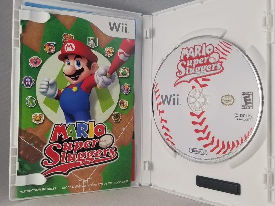 Mario Super Sluggers Disc