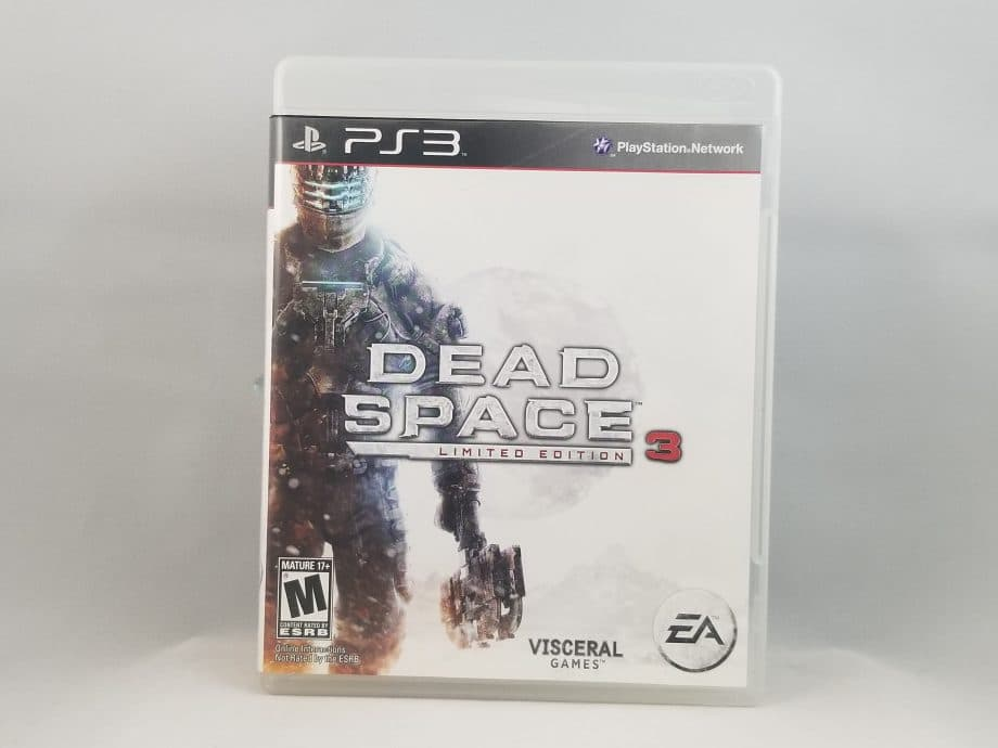 Dead Space 3 Limited Edition Front