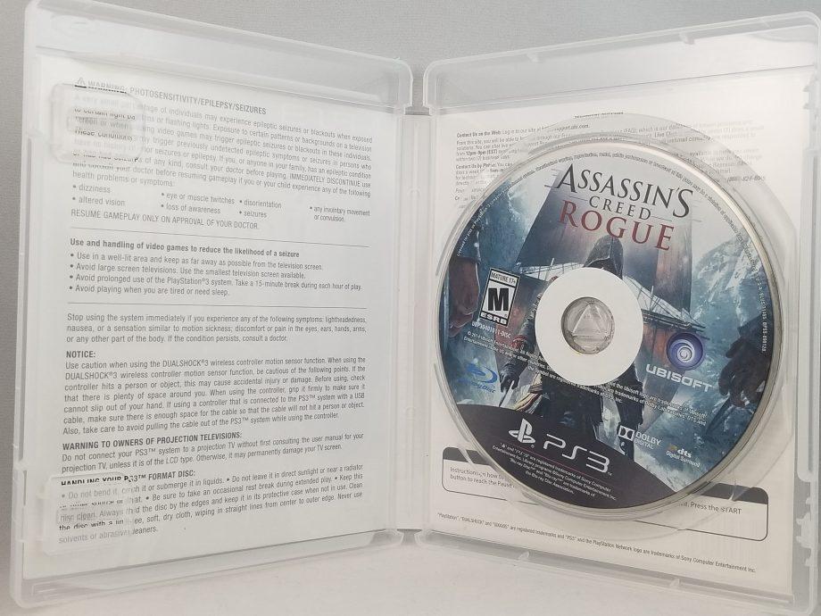 Assassin's Creed Rogue Disc