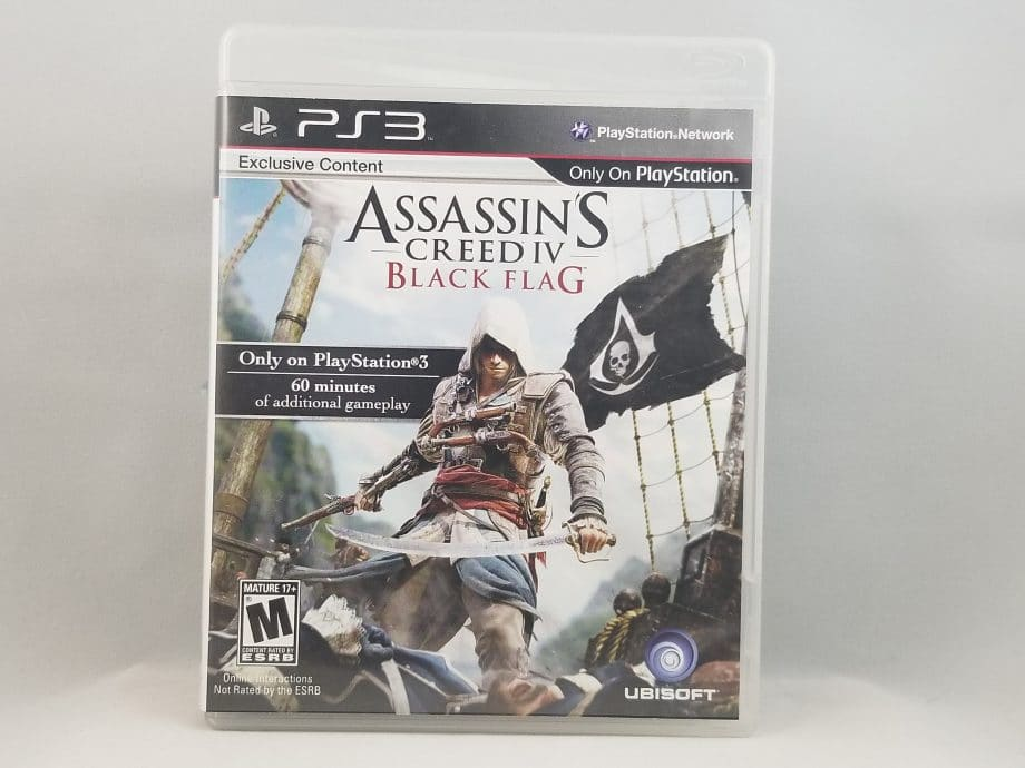 Assassin's Creed IV Black Flag Front