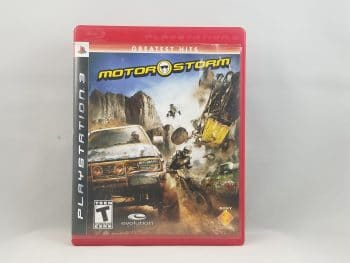 MotorStorm Front