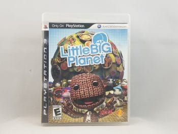 Little Big Planet Front
