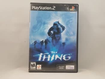 The Thing Front