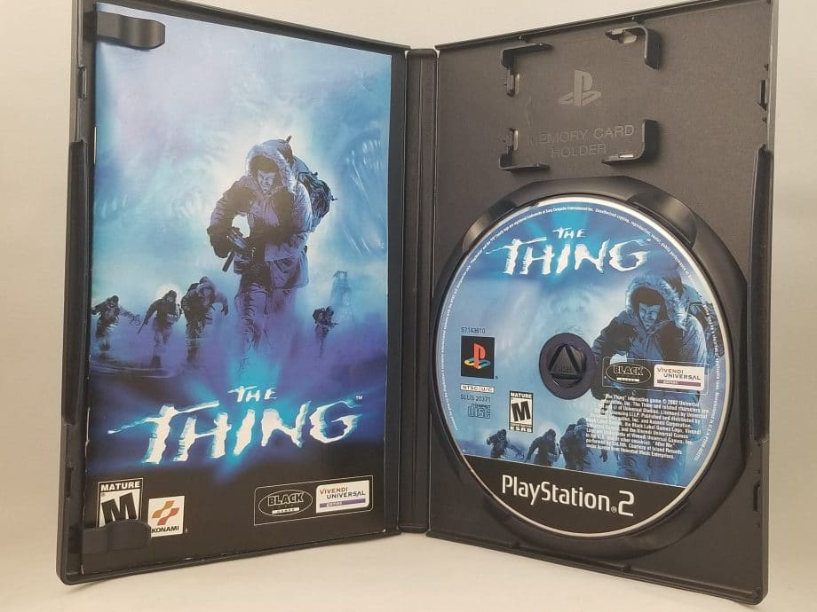 The Thing Disc